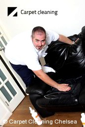 Leather Cleaning Chelsea 3196