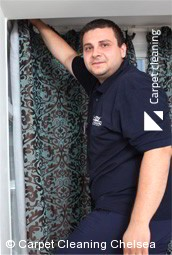 Curtain Cleaning Chelsea 3196